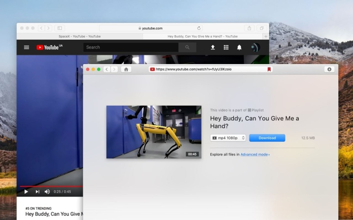 download videos Mac