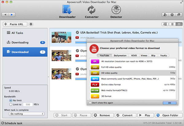 video downloader from dailymotion mac