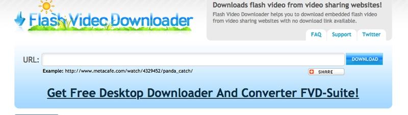 Download Video Flash Online