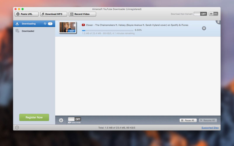 mac video downloader from youtube