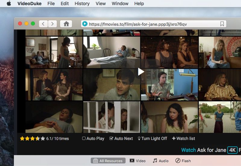 Mac app to download Fmovies videos