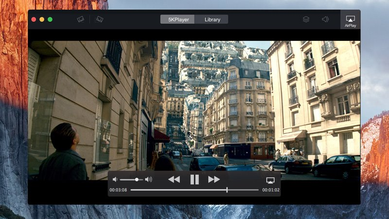 universal video player for mac