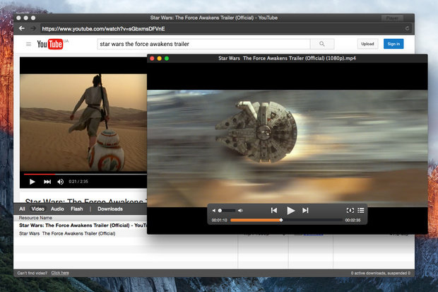 mac video player and downloader