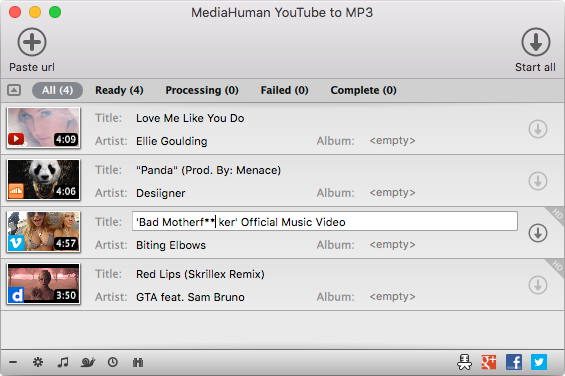 best way to convert mp4 to mp3 mac