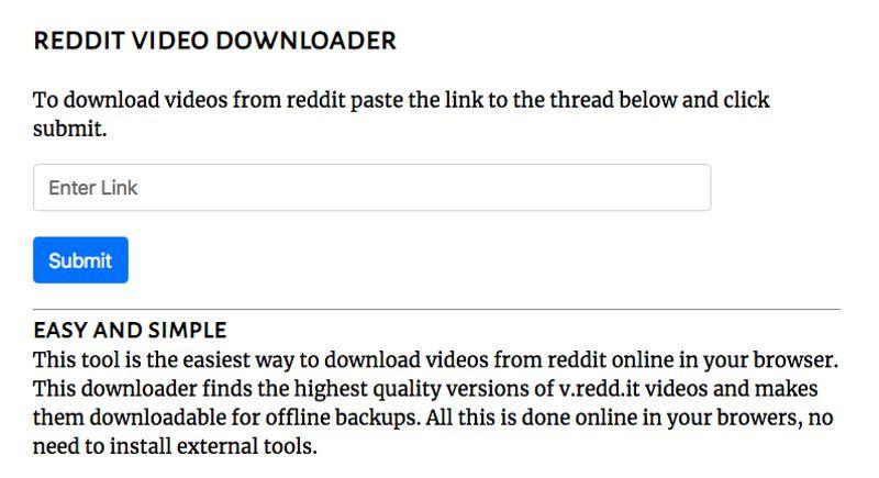 Best Reddit Video Downloader for Mac - Update List 2019