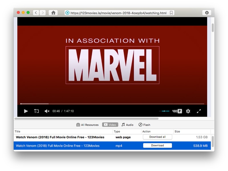 Discover your Mac 123movies downloader